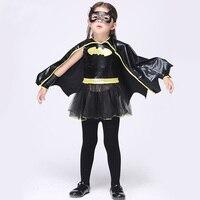 New Arrival Kids Deluxe Muscle Dark Knight Batman Child Halloween Party Fancy Dress Girls Superhero Carnival