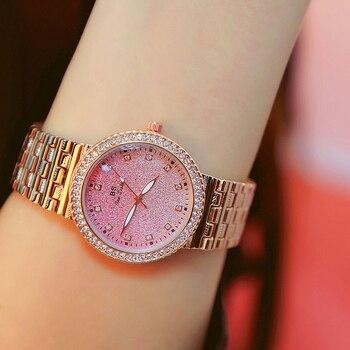 Dames Horloges Montre Femme 2019 Hot Sale Women Watches High Quality Diamond Watch Top Luxury Brand Ladies Watch Zegarek Damski