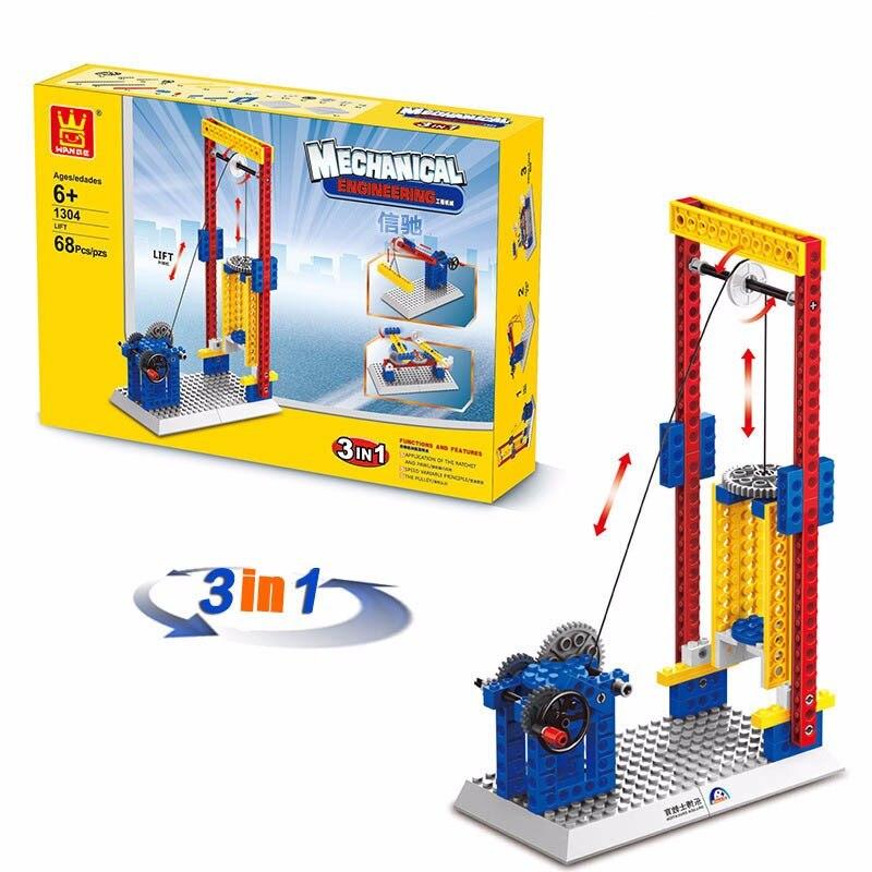 Inženjer strojarstva Građevinski blokovi Nastavna pomagala Igračke - Izgradnja igračke - Foto 4