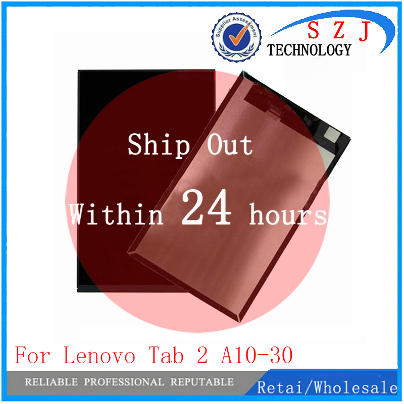 New 10.1'' inch 1280*800 For Lenovo Tab2 A10-30 LCD Display Panel Digitizer Sensor Replacement Parts for lenovo tab3 10 for business tb3 70f m tablet case cover 10 1 inch for lenovo tab2 a10 70f l a10 30 x30f film stylus pen