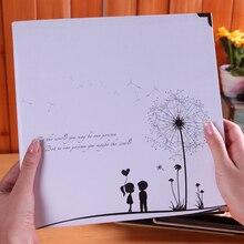 Album 30 sheets cards DIY Creative handmade gift Paste baby photos album Memorial Christmas Scrapbook