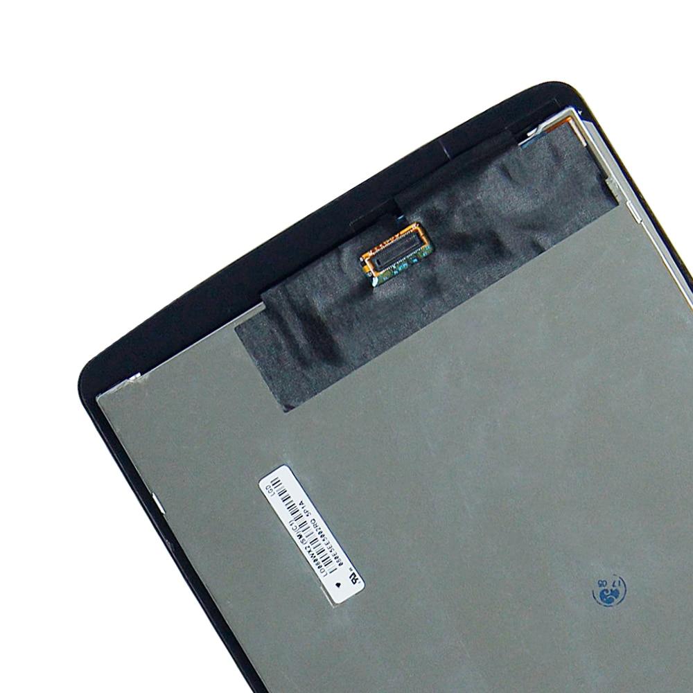 Pour LG G Pad 8.0 V480 V490 LCD Affichage Matrice Écran Tactile Numériseur Capteur En Verre Tablet Assemblée Remplacement - 6