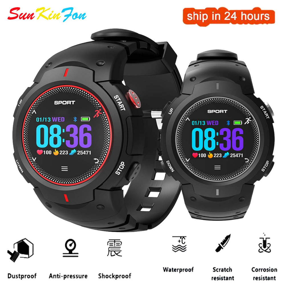 A39 Bluetooth montre intelligente fréquence cardiaque Tracker Sport bracelet IP68 Smartwatch pour Samsung Galaxy Note 8 5 4 3 2 Edge S3