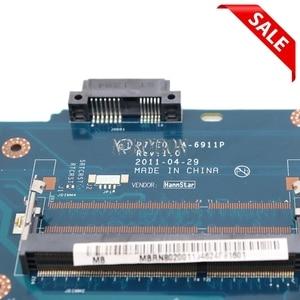 Image 3 - NOKOTION P7YE0 LA 6911P ноутбук материнская плата для Acer aspire 7750 7750Z HM65 DDR3 MBRN802001 MB. RN802.001 основная плата работает