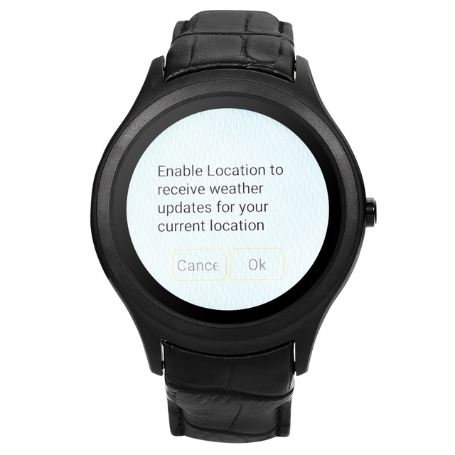 NO.1 D5+ Android 5.1 MTK6580 1GB RAM 8GB ROM Waterproof NO.1 D5 Plus GPS Smart Watch Pedometer Heart Rate Monitor Watch Phone