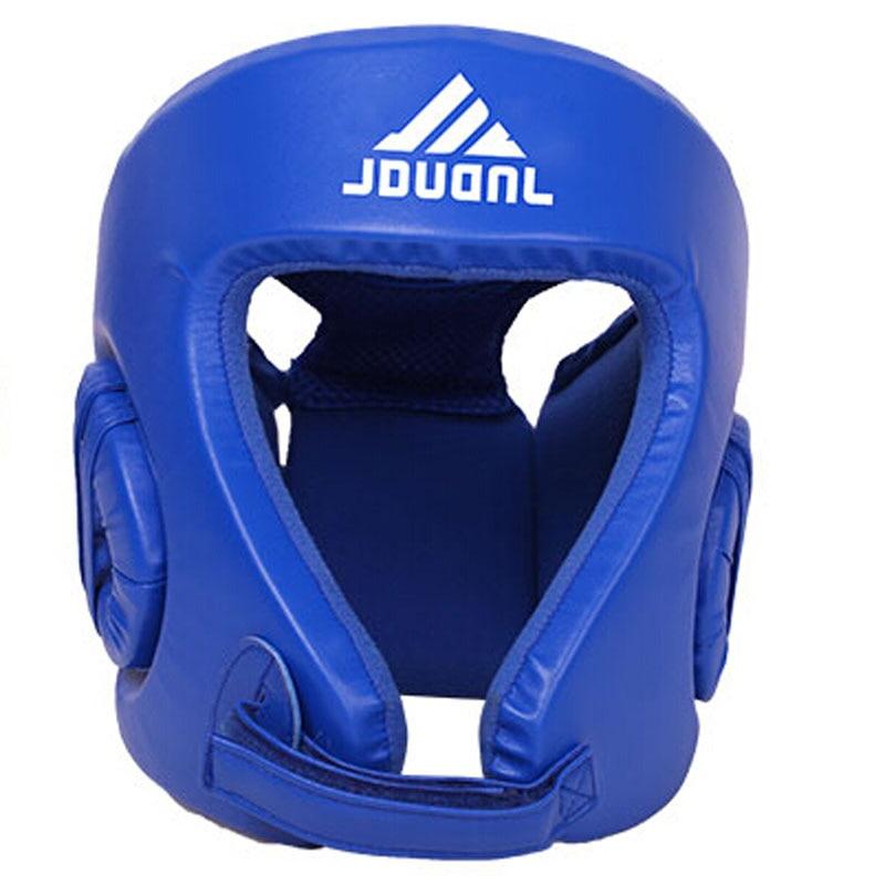 New Style Men Women Fight Head Guard Sparring Head protection Training Sanda/Muay Thai/Boxeo/Taekwondo/Boxing Helmets Headgears