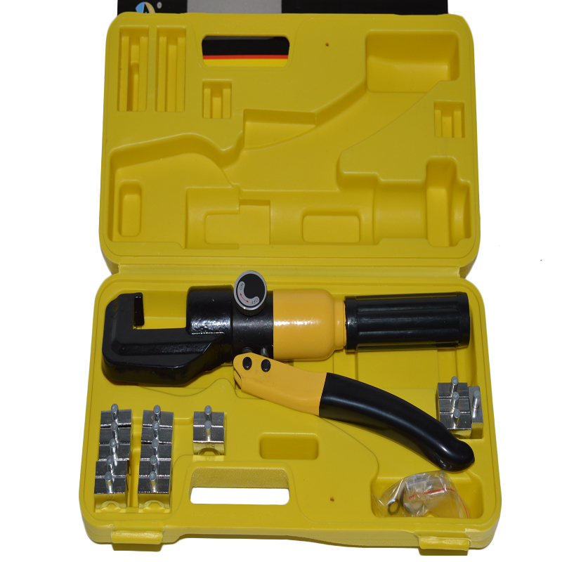 1PCS 4-70mm Hydraulic Crimping Tool Hydraulic Crimping Plier Hydraulic Compression Tool YQK-70 Range 4-70MM2 Pressure 5-6T hydraulic knockout tool hydraulic hole macking tool hydraulic punch tool syk 15 with the die range from 63mm to 114mm