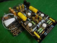 CAT SL-1-tecnología de Audio de alta gama, SL1 preamplificador de tubo, Kit DIY de tapas seleccionables