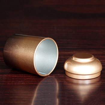 Mini Tea Box Portable Quality Tin Cans For Coffee Cookie Organizer Kitchen Storage Jar Pot Metal Iron Sealed Container 12pcs/lot 6