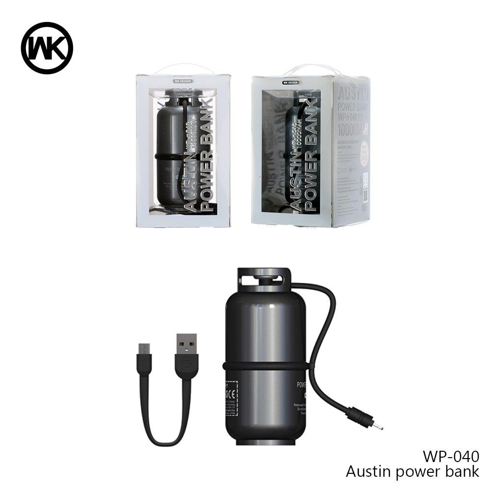 SEM CONCEPTION Portable Power Bank 10000 mah USB Powerbank Chargeur Externe Batterie Pack pour iPhone X Samsung Note 8 Bateria externe - 6