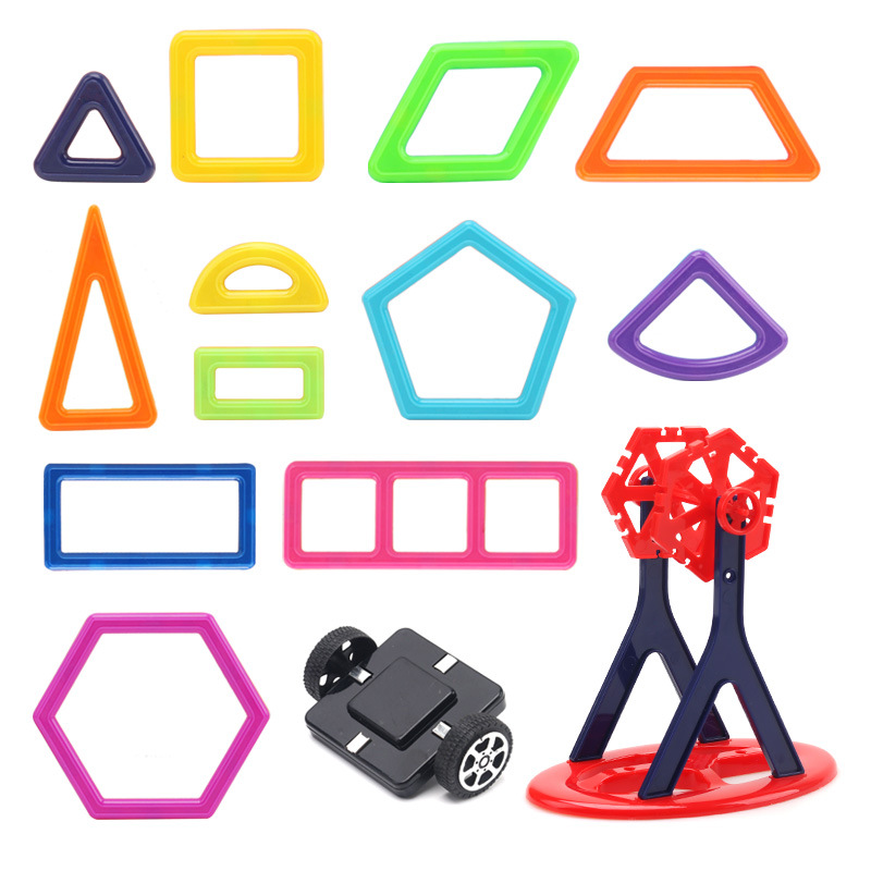 1 PCS Standard Size Building Blocks accessory DIY Designer Model Construction Set Educational Toys For Kids Boy Gift accessory ...