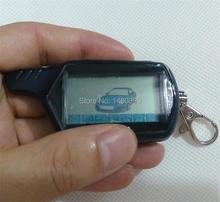 Control Remoto de $ number vías LCD Llavero cadena de Llavero, Compatible con Vehículo de Seguridad Sistema de Alarma Del Coche de Dos vías Starline Twage B9