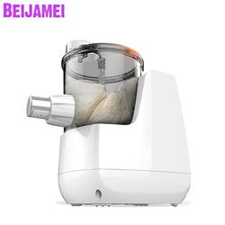 Beijamei 2020 Electric automatic chinese noodle maker machine pasta making machine for household and restaurant