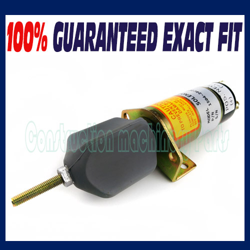 Stop Solenoid 1504-24C2U1B1S1 24V 1500-2057 - Free shipping рубашка s oliver