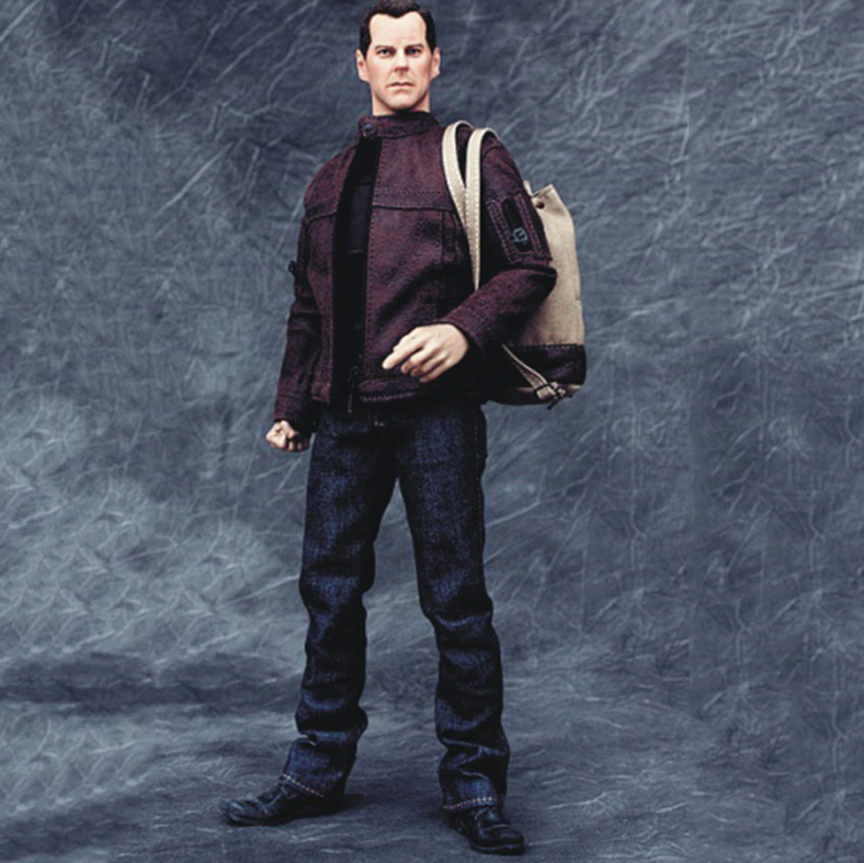 On Sale 1/6 Scale Vanguard Against Terrorism Jack   Full Set Action Figure Collections terrorism before the letter