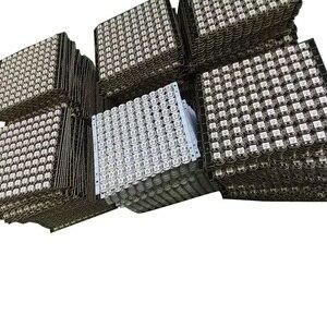 Image 5 - 50 ~ 1000 4 Pin WS2812B WS2812 LED Chip & Heatsink 5 V 5050 RGB WS2811 IC Ingebouwde