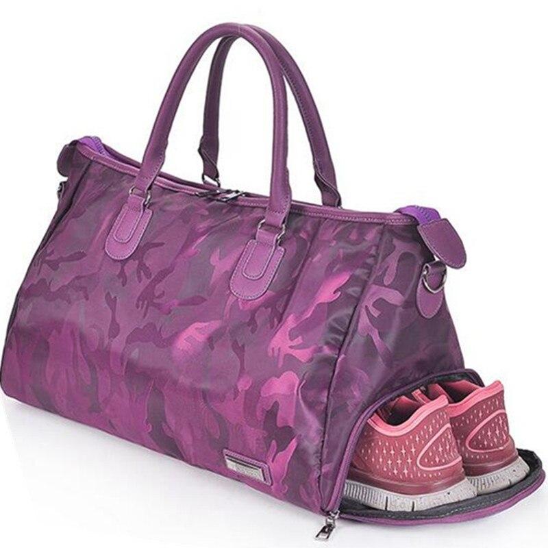 Men Women Camouflage Travel Tote Bag Big Capacity Waterproof Carrying  Storage Travel Duffel Bucket Bag Luggage 86f5a8fcc5