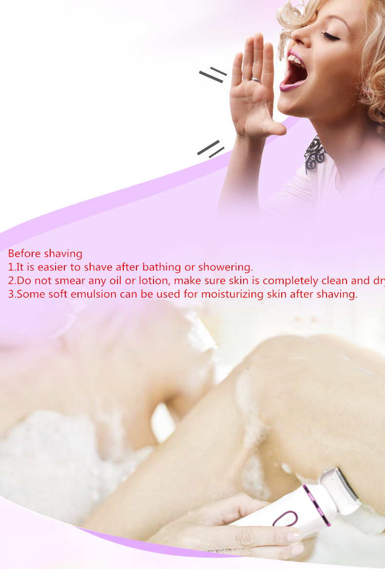 Женская бритва, эпилятор для женщин, щетка для мытья лица, женский уход за лицом, бритвенный станок, удаление волос для тела, депиляция, бикини, триммер