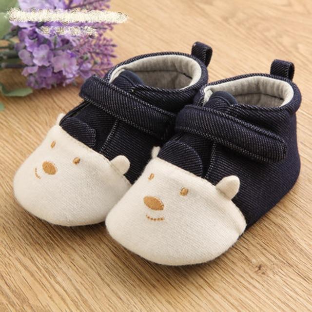 Fashion Shoes Kids Baby Shoes Cute Animal  Girl Shoes Toddler Canvas Shoes Mocassins Baby Botines de Futbol Original pantufas