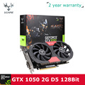 Colorful iGame NVIDIA GeForce GTX 1050 GPU 2 ГБ DDR5 128bit 2048 М PCI-E X16 3.0 Игровой видеокарты Видеокарта DVI + HDMI + DP порт