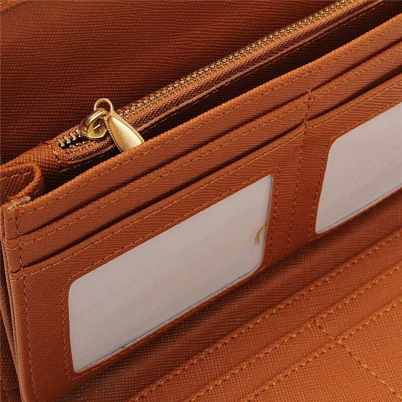 cartão de crédito Wallet Estilo : Women's Wallet And Purse
