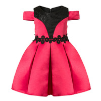 2017Baby Girls Lace Princess Dress For Wedding Party Kids Dresses For Toddler Girl Children Fashion Christmas