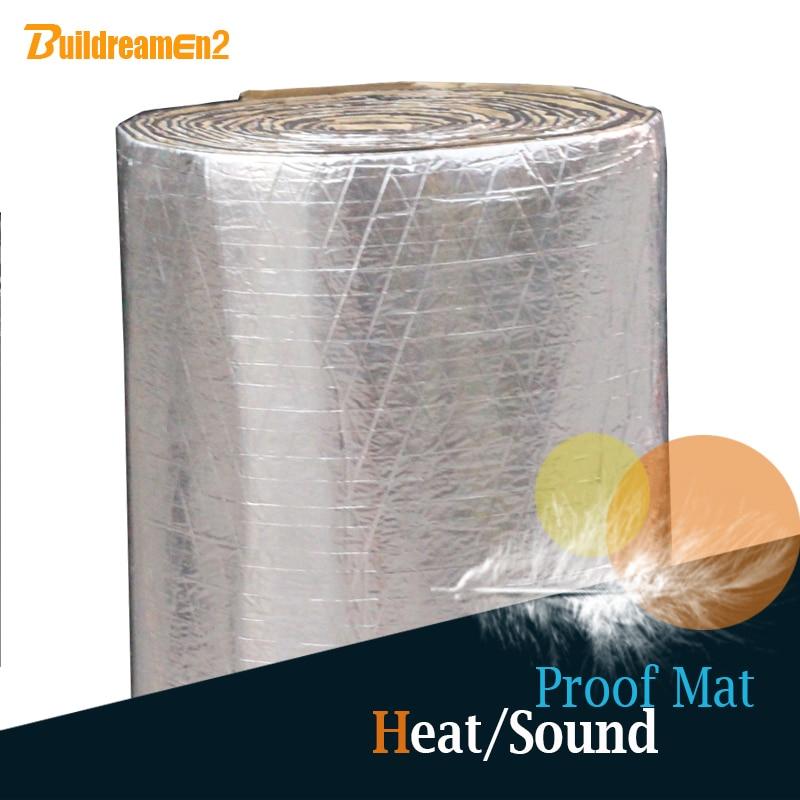 Buildreamen2 80 X 40 2sqm Aluminum Foil Car Heat Proof