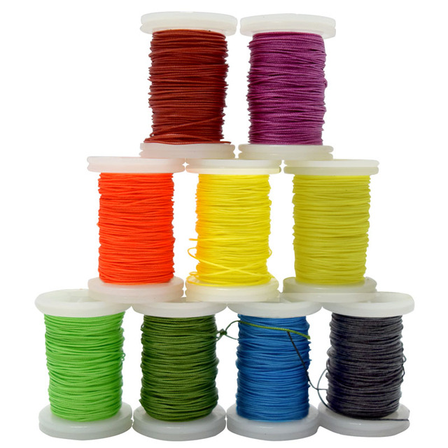 "1X 30 Meter/Roll  0.021"" Thickness Bow String Serving Thread Various Archery Bow Various Color Serving Thread Free Shipping"