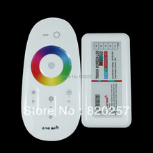 free shipping RF wireless touching RGBW 4 channel controller for RGBW led strip 12V 24V font