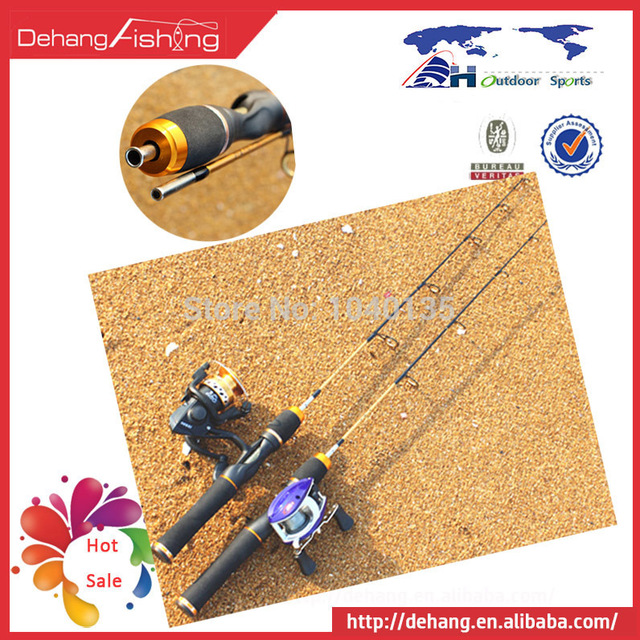 outlet store spinning&casting ice fishing rod-in fishing rods from, Fishing Gear
