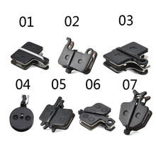 Bicycle Disc Brake Pads 1Pair Cycling Mountain Road Bicycle Bike MTB Disc Brake Pads Blocks Accessories Tektro Orion Auriga Pro