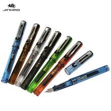 Ручка перьевая jinhao со средним и тонким наконечником 599 все