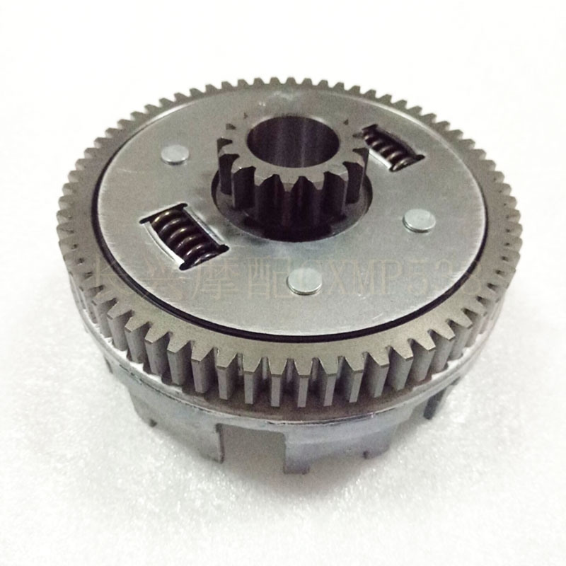 High Quality Outer Clutch Basket Assy for HONDA CBF150 CBF <font><b>150</b></font> <font><b>CG</b></font> <font><b>150</b></font> <font><b>TITAN</b></font> JOB CARGO CG150 XR <font><b>150</b></font> L XR150L NEW MEGA PRO <font><b>150</b></font> image