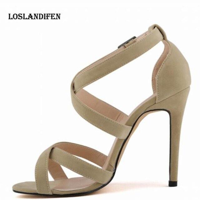 35 Cross Ladies Loslandifen Women Plus Cross Size 42 Strap Summer gxq7qOZ
