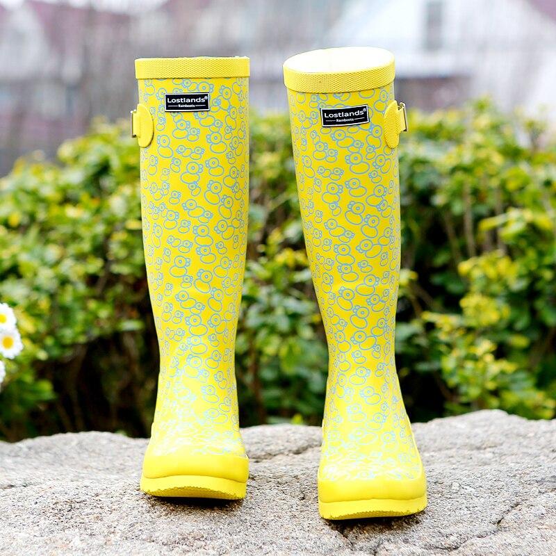 get cheap rubber duck boots aliexpress