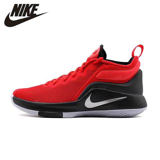 NIKE Original New Arrival Zoom Witness II Mens Sneakers Basketball Shoes  Breathable Footwear Super Light Outdoor