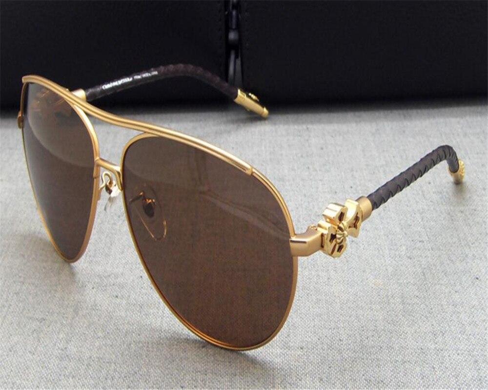 DOWER ME Retro Unisex PU Temple Alloy Driver Polarized Sunglasses UV400 Protection Eyewear Gold Silver Goggle Sunglasses oreka ox4029 uv400 protection high nickel alloy frame polarized sunglasses silver