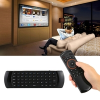 Haweel Mini 2.4GHz Wireless Air Mouse keyboard 3D Gyroscope Sense Remote Controller for PC Android TV Box Smart TV Game Devices
