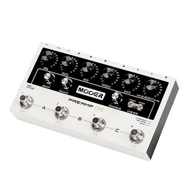 Mooer Preamp Live 3