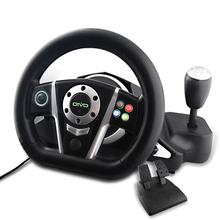 The new Need for Speed game steering wheel p 3 PC racing simulation computer simulation to learn to drive with shock brakes