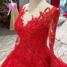AIJINGYU מדהים שמלה לבן שמלת צועני זול ארוך רכבת פשוט לפתוח בחזרה שמלות עם צבע שמלות לחתונות