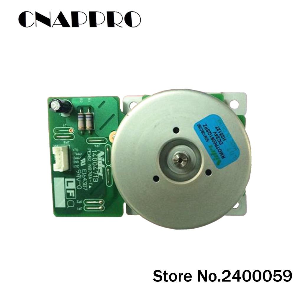 Genuine Recycle RMOTP0061QSPZ Main Motor  for Sharp AR203 AR5420 AR5516 AR5520 ARM200 AR 203 5420 5516 5520 spare part No SC320 sharp ar 455lt