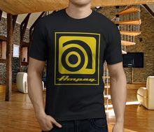 Shirt Sale Men'S Novelty Crew Neck Short-Sleeve Ampeg Music Amplifier Gold Black Men'S Tees ampeg portaflex pf 410hlf