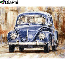 DIAPAI 5D DIY Diamond Painting 100% Full Square/Round Drill Car painting Embroidery Cross Stitch 3D Decor A21475
