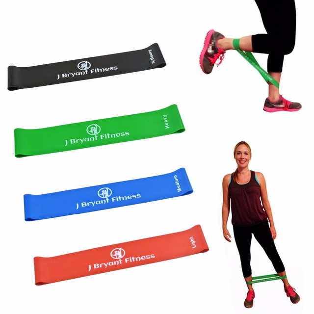 Resistance Bands Rubber Band Workout Fitness Gym Equipment