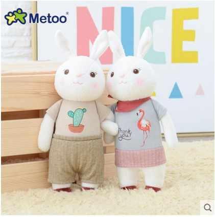 2019 ตัดใหม่ metoo กระต่ายสำหรับแฟนของขวัญเด็ก