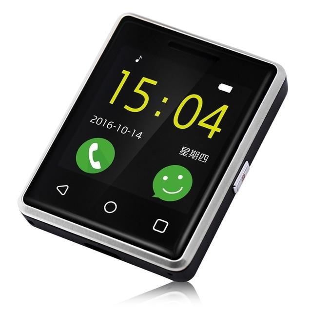 Original S8 Small Mobile Phone MTK2502 1.54 Inch 2.5D screen Mini Mobile Phone MTK2502 Bluetooth 4.0 380mAh Battery P055