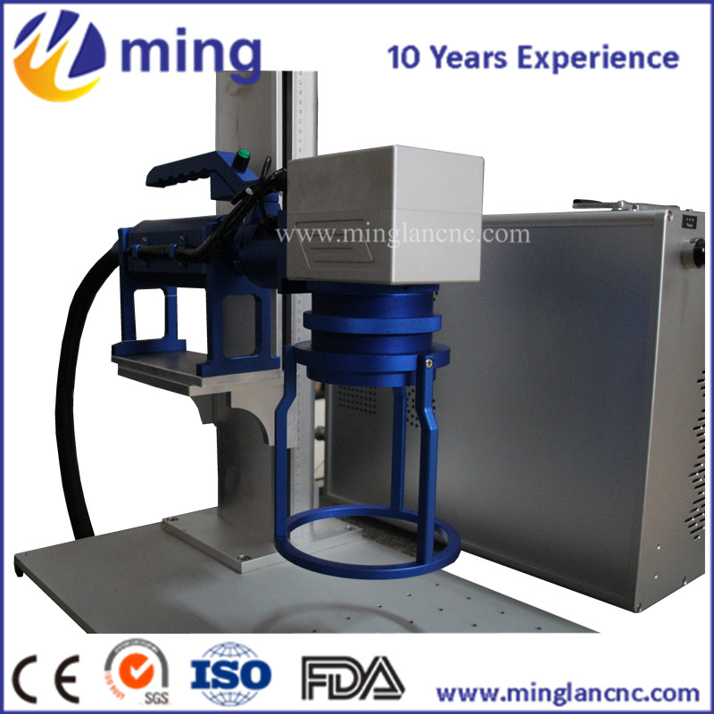 New product fiber laser marking machine/ Can moved fiber marking machine/ Hand-held marking machine