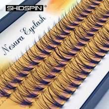 60 шт. 0.07 толщина волос C локон наращивание ресниц 8 10 12 мм полосы накладные ресницы макияж ресниц(China (Mainland))
