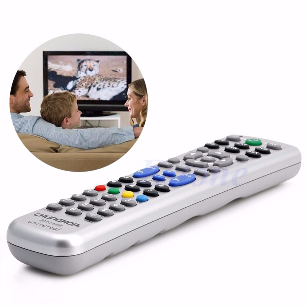 2016 new arrival Universal Smart Remote Control Controller With Learn Function For TV CBL DVR SAT hot